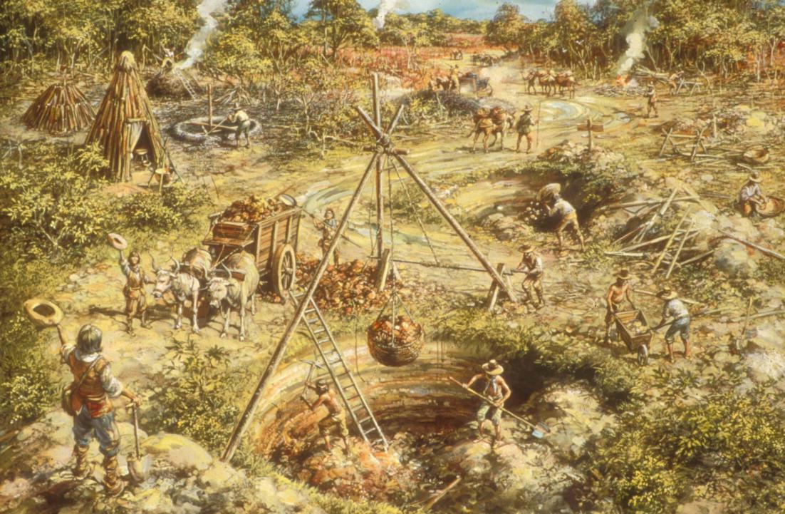 Wealden Iron A Brief History