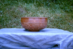 Bardown, Samian bowl: photo H. Cleere