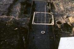 South wheelpit during excavation: photo Chris Place