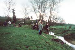 The site of La Fonderie de Glinay, near Compainville