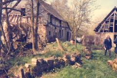 Le Moulin Gobin, near Neuville-Ferrières