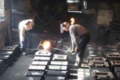 Casting at Blists Hill