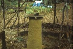 An earlier furnace: photo D. Meades