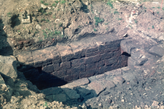 Scarlets Furnace, Wheelpit and culvert: photo B. Herbert
