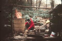 Smelting: photo anon